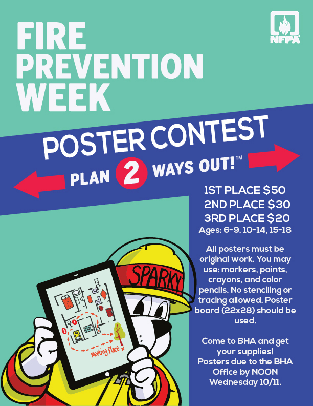 Bloomington Housing Authority Poster Contest